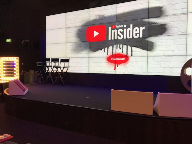 YouTube Insider Event