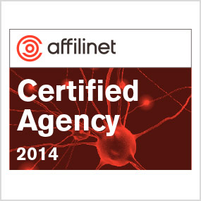 Logo Affilinet Certified Agency
