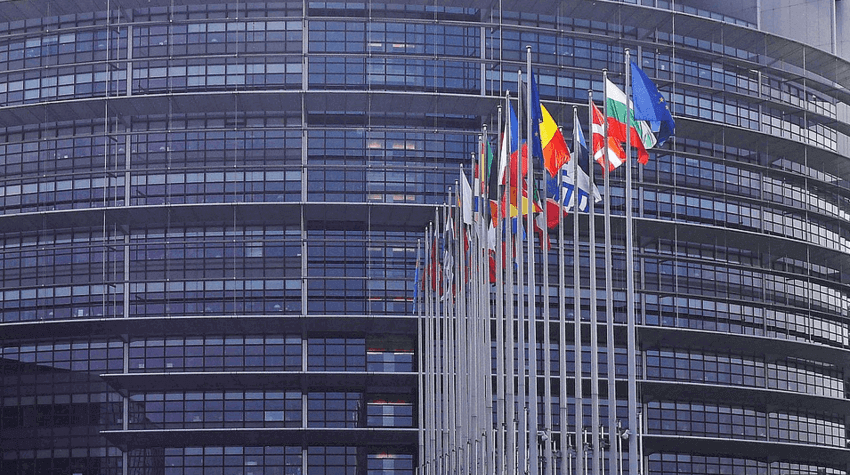 EU Parlament. Quelle: Pixabay